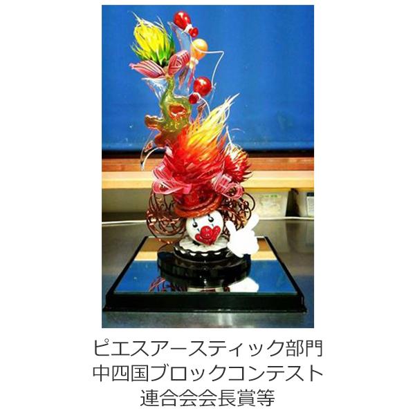 ジャパンケーキショー東京・・ 銅賞